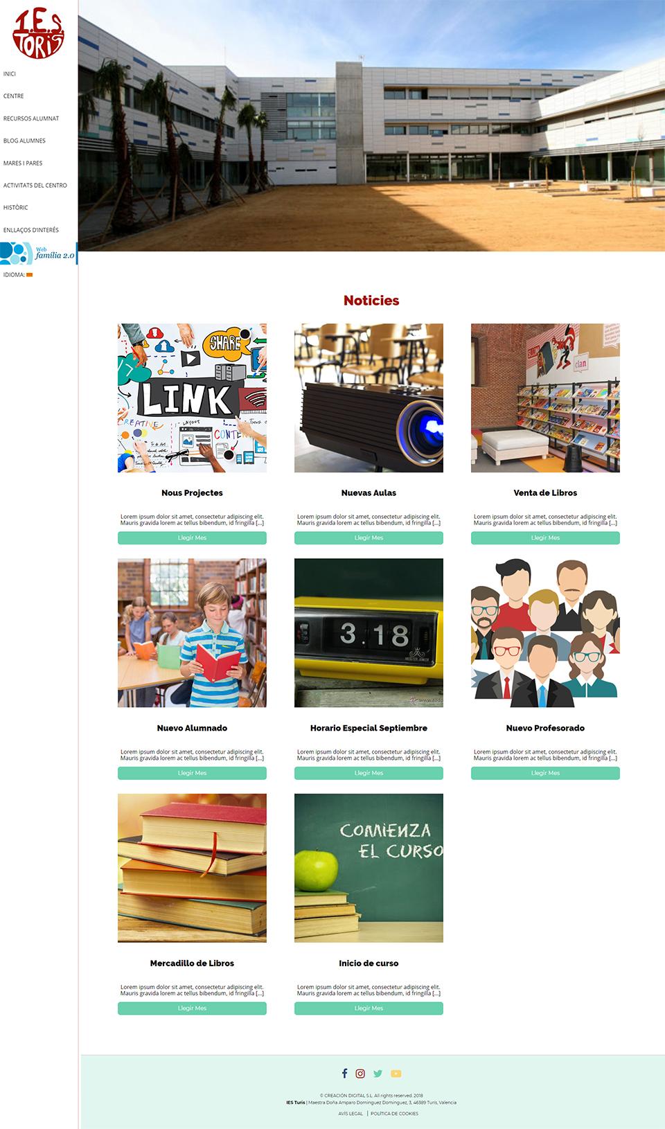 ABC Creación Digital. IES Torís